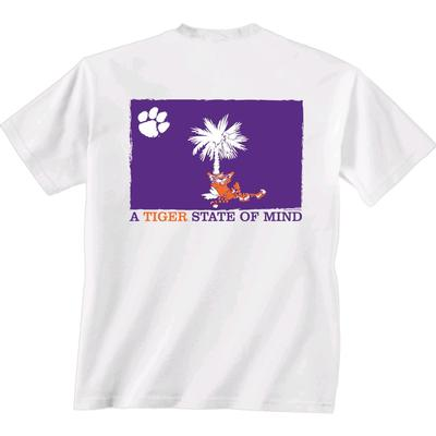 Clemson Tiger State of Mind Tee