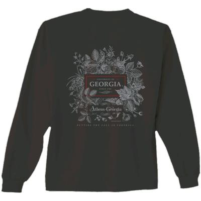 Georgia Women's Fall Football L/S Tee