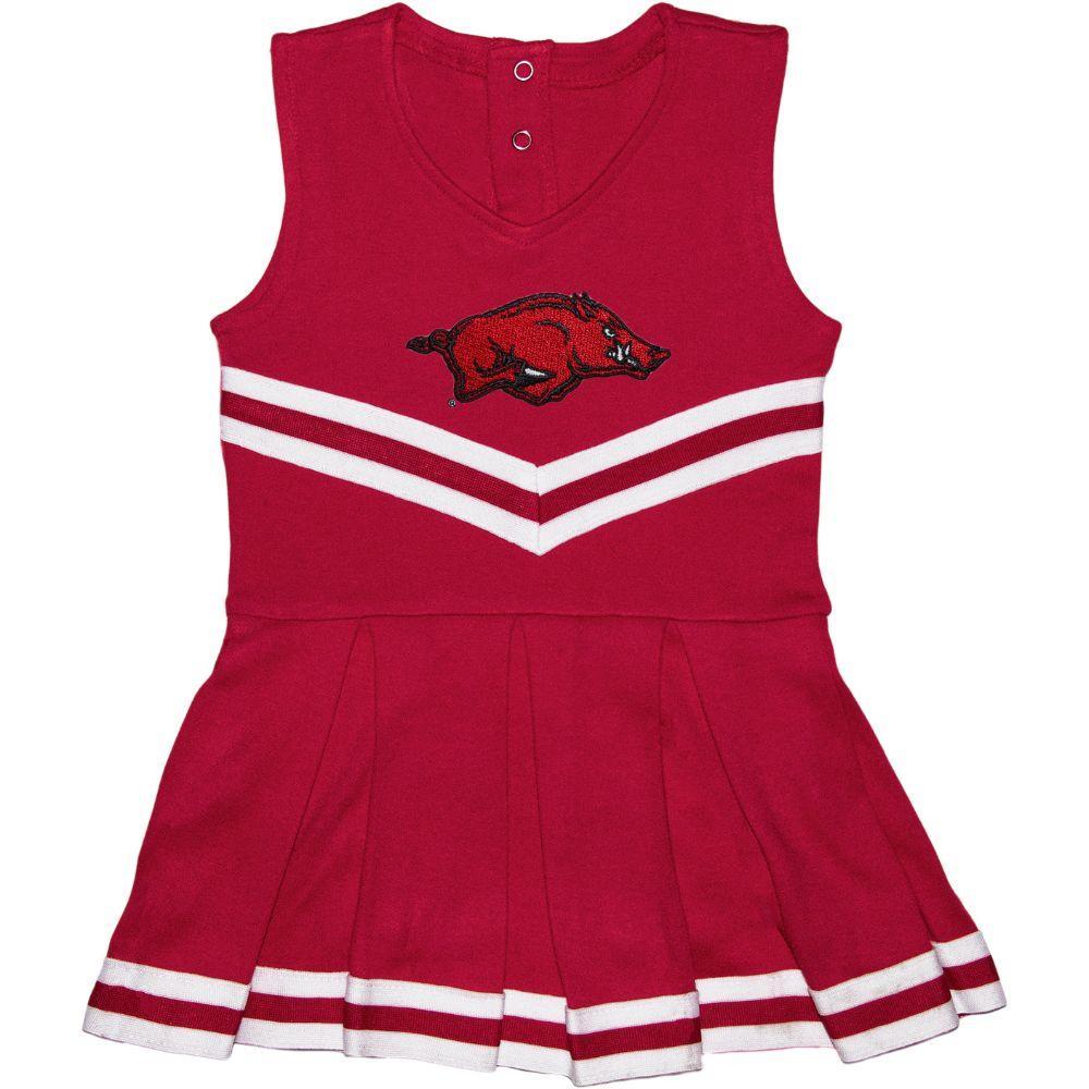 Arkansas Infant Cheer Dress