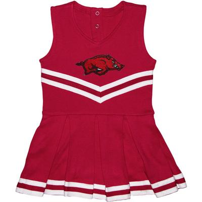 Arkansas Infant Cheer Dress