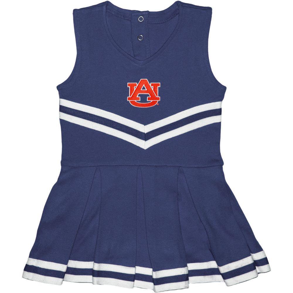 Auburn Infant Cheer Dress