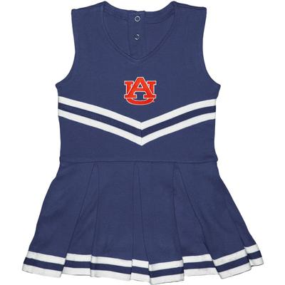 Auburn Infant Cheer Dress