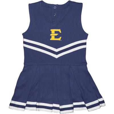 ETSU Infant Cheer Dress