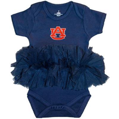 Auburn Infant Tutu Onesie