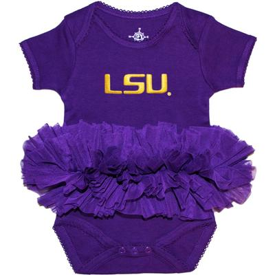 LSU Infant Tutu Onesie