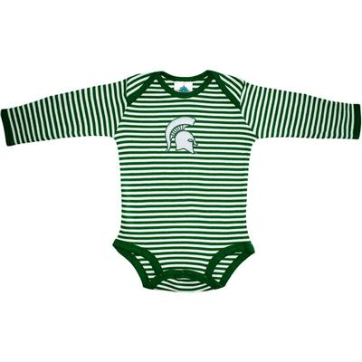 Michigan State Infant Bodysuit