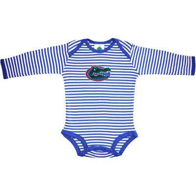 Florida Infant Stripe L/S Bodysuit