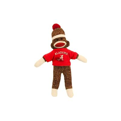 Alabama Plush 8' Sock Monkey