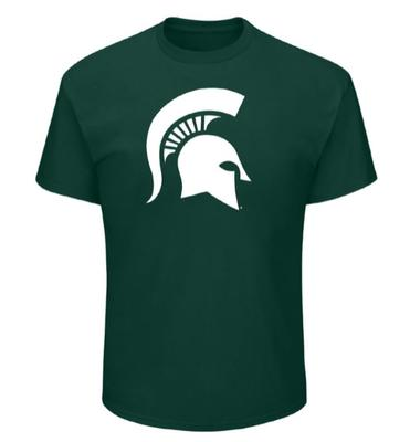 Michigan State Big & Tall Giant Logo T-Shirt