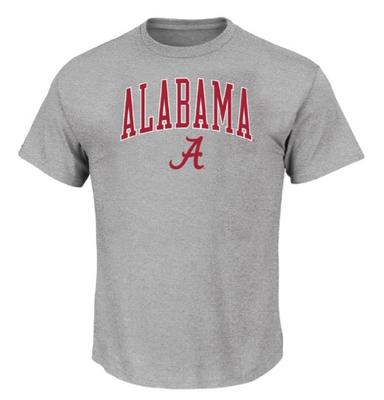 Alabama Big & Tall Arch Logo T-Shirt
