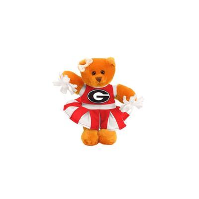 Georgia Plush Cheer Bear