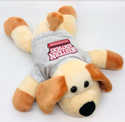 Western Kentucky Plush Floppy Dog