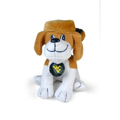 West Virginia Plush Musket Dog