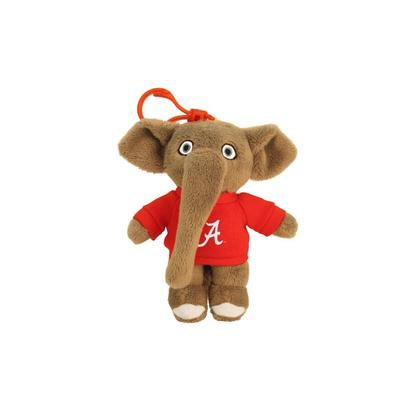 Alabama Plush Big Al Keychain