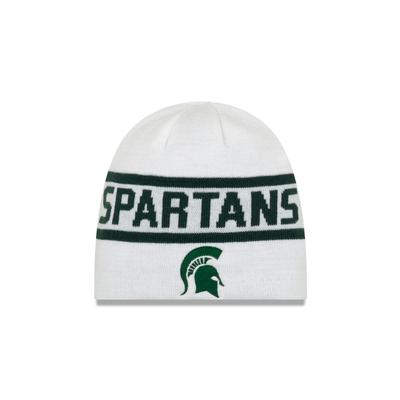 Michigan State New Era Reversible Knit Beanie