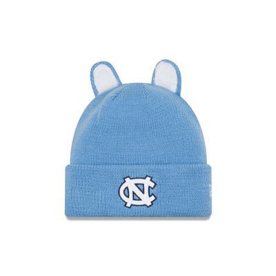 UNC New Era Ears Knit Cap