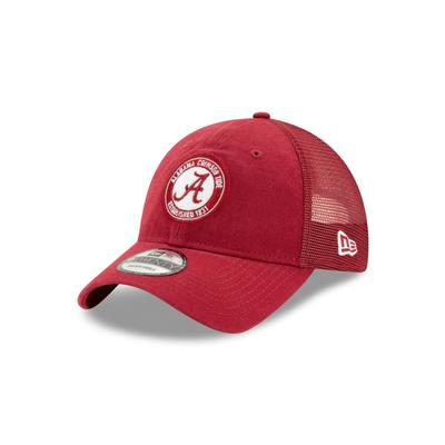 Alabama Circle Patch Trucker Hat