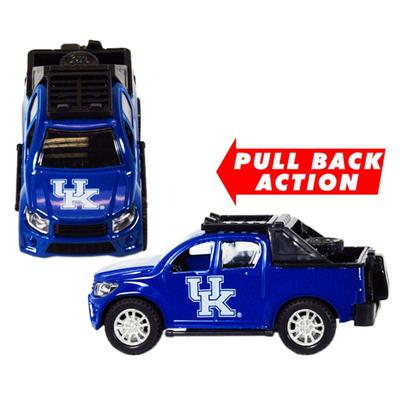 Kentucky Jenkins Pull Back Toy Truck