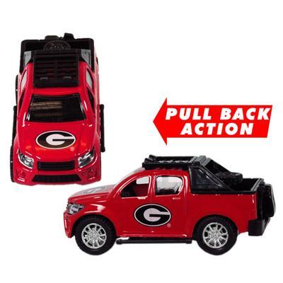 Georgia Jenkins Pull Back Toy Truck