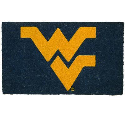 West Virginia Jenkins Flying WV Door Mat