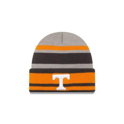 Tennessee New Era Fleece Cuff Knit Hat