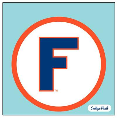 Florida Gators Block F Logo Decal (4