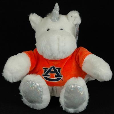 Auburn Jenkins Pudgy Unicorn Plush
