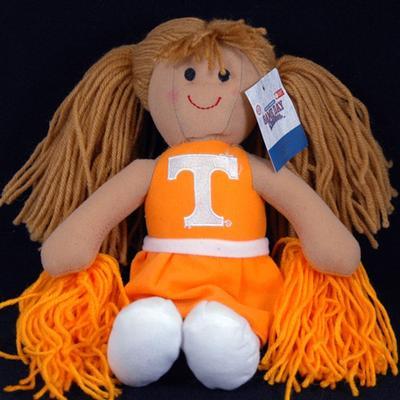 Tennessee Jenkins Cheerleader Plush Doll