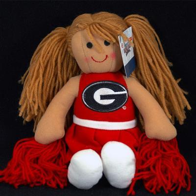 Georgia Jenkins Cheerleader Plush Doll