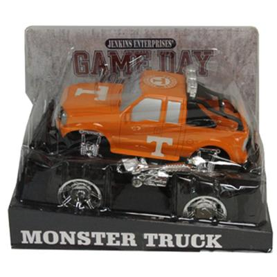 Tennessee Jenkins Toy Monster Truck