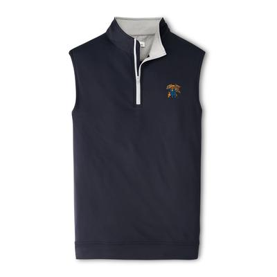 Kentucky Peter Millar Galway Quarter-Zip Vest