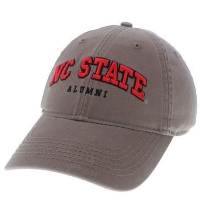 NC State Women's Arch Alumni Crew Cap