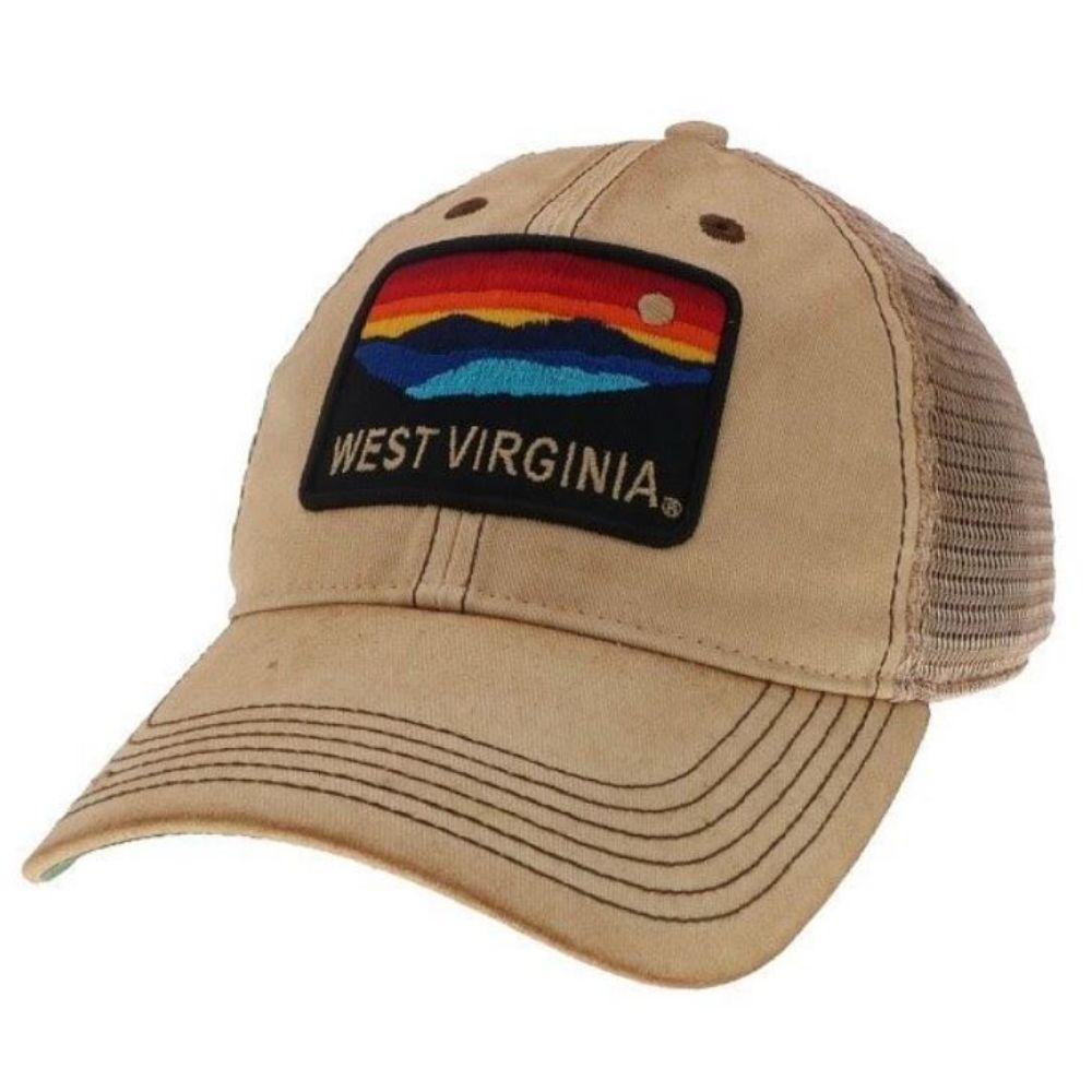 West Virginia Landscape Hat