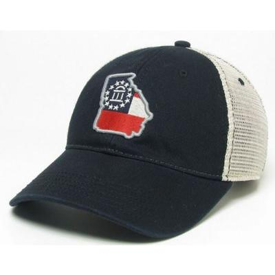 Georgia Legacy State Outline Hat