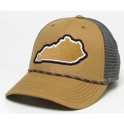 Kentucky Lo-Pro State Snapback Hat