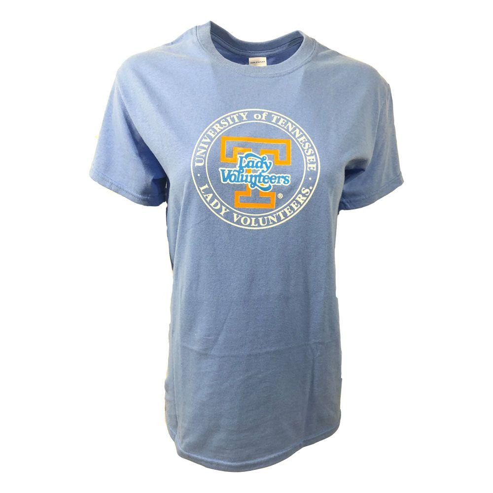 Tennessee Women's Blue Circle Lady Vols Shirt
