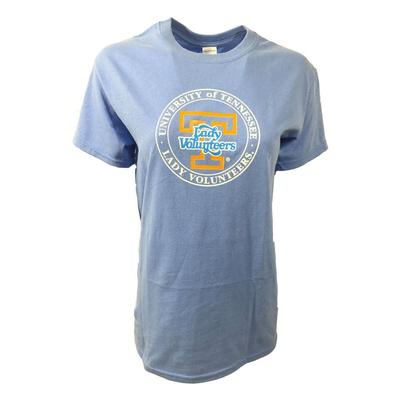 Tennessee Women's Blue Circle Lady Vols Shirt