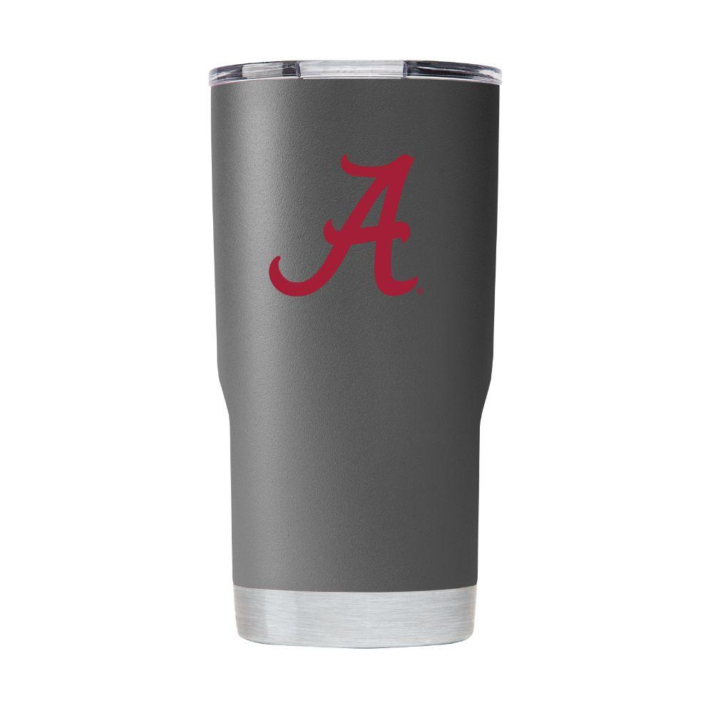 Alabama 20 Oz.Gray Tumbler