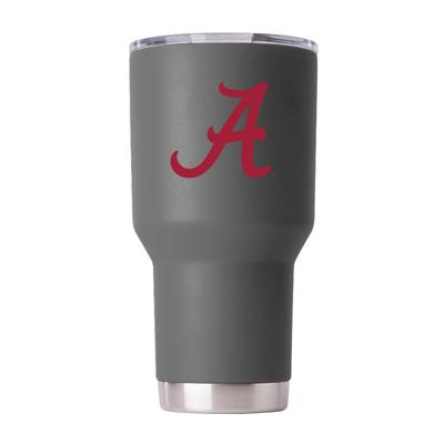 Alabama 30 oz. Gray Tumbler