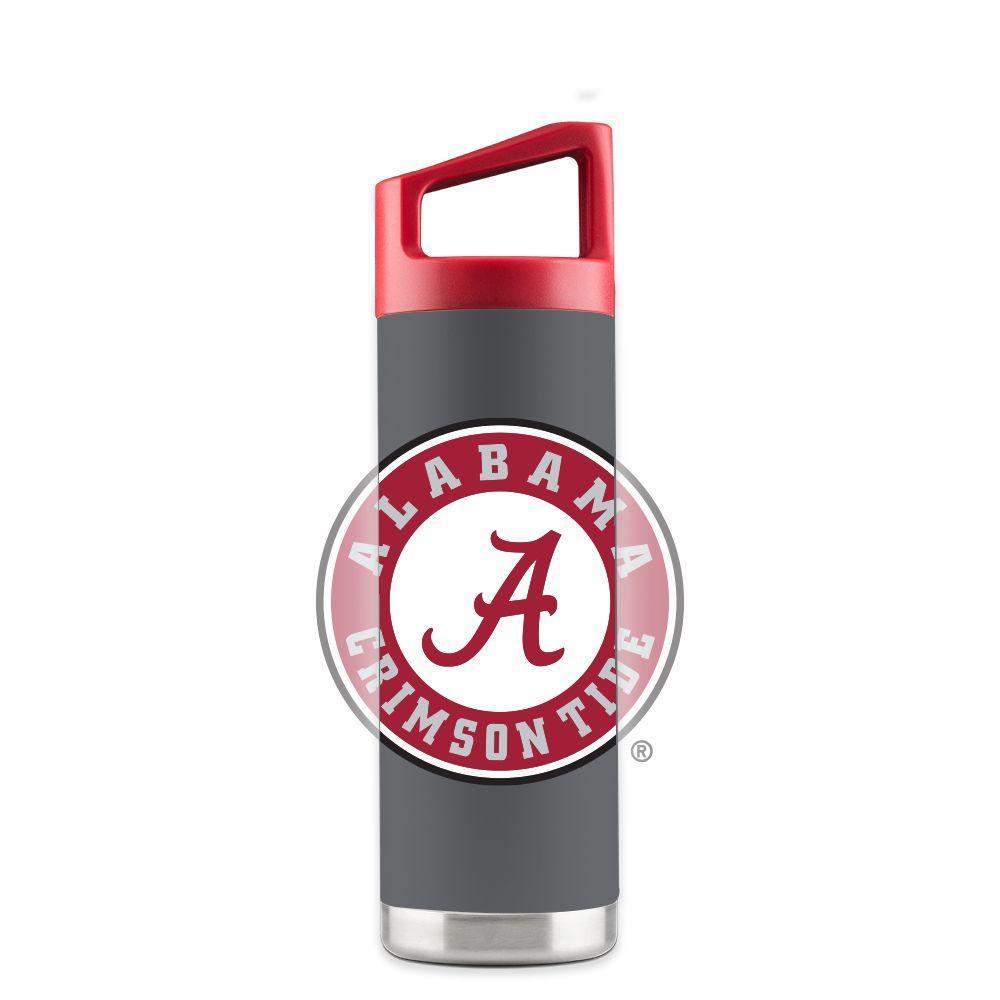 Alabama 16 Oz.Bottle W/Lid