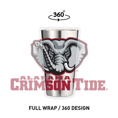 Alabama 16 oz. 360 Design Tumbler