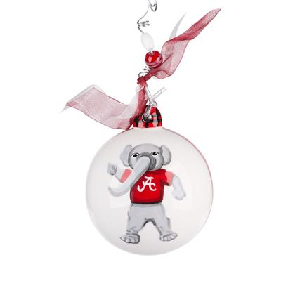 Alabama Glory Haus AL Mascot Ball Ornament