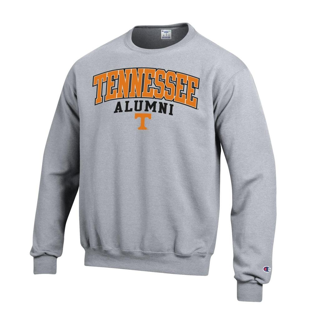 Tennessee Screen Fleece Alumni Crew Neck