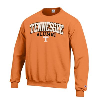 Tennessee Screen Fleece Alumni Crew Neck