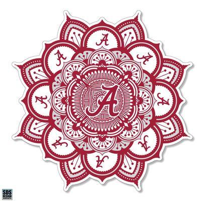 Alabama SDS Design Kaleidoscope Decal