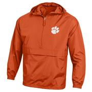 Clemson Champion Pack And Go Jacket