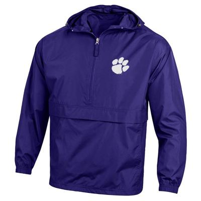 Clemson Pack and Go Jacket