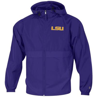 LSU Full Zip Lightweight Jacket