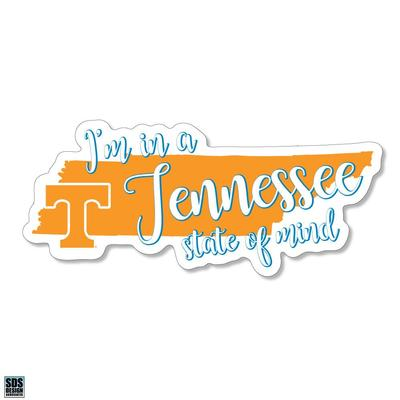 Tennessee SDS Design State of Mind Decal