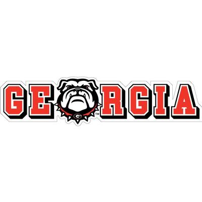 Georgia SDS Design Gellie Decal